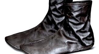 Как правильно носить кожаные носки для намаза