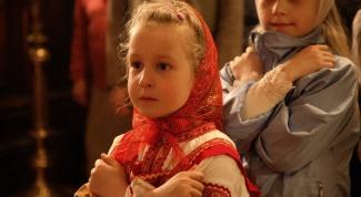 Как проходит причастие в православном храме