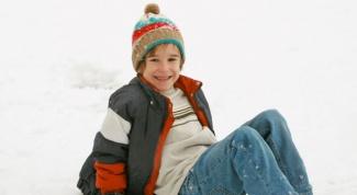 Вязание для детей: зимние шапки