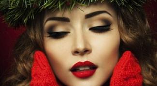 Рекомендации по выбору новогоднего макияжа 2016