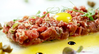 How to make tartare at home