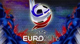 Когда состоится жеребьевка ЕВРО-2016
