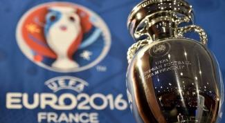 Какие сборные попали на ЕВРО-2016