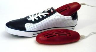 Как выбрать электросушилку для обуви
