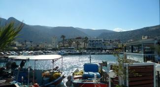 Города и пляжи острова Крит