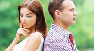 Различия во взглядах у мужчин и женщин