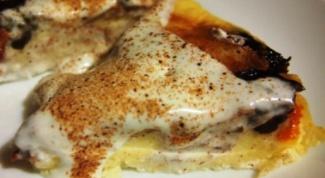 Творожная запеканка с черносливом и курагой  - полезный и быстрый завтрак для всей семьи