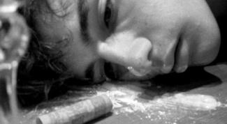 Первые признаки наркотической зависимости