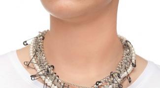 Как сделать модное жемчужное ожерелье