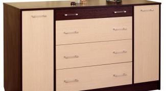 Комод – уникальная мебель для любого интерьера