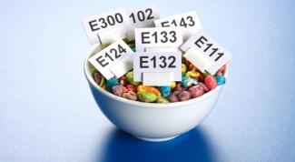 Чем вредны пищевые добавки