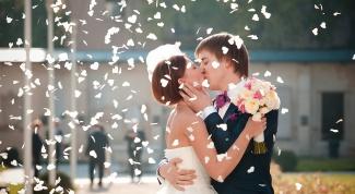 Как экономно провести свадьбу