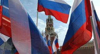 Характерные черты русского национального характера