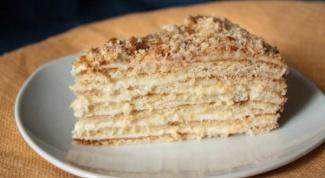 Как сделать торт на сковороде