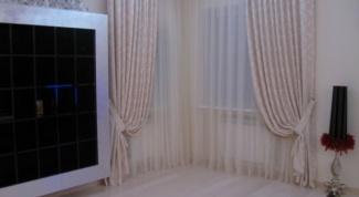 Window decoration curtains