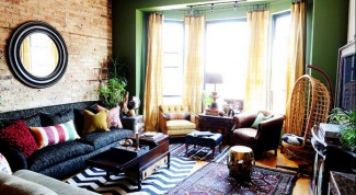 How to create a boho style in the interior