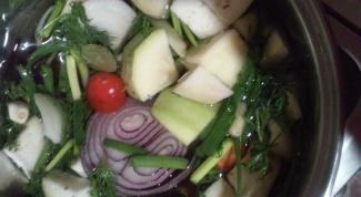 Как сварить вкусный и ароматный овощной бульон