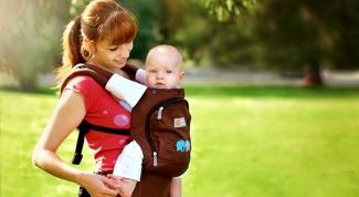 Эрго-рюкзаки для детей. Секреты выбора