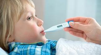 Как сбить высокую температуру у ребенка без лекарств