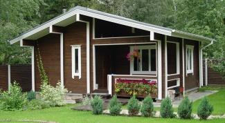 Энергосбережение на даче: основные принципы