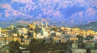 Туризм в Израиле: Вифлеем, путешествие на Святые земли