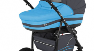How to fold the stroller Adamex