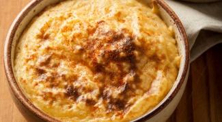 Необычные рецепты картофельного пюре