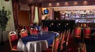 Открытие ресторана при гостинице
