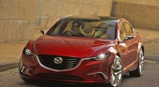 Mazda 6: характеристики