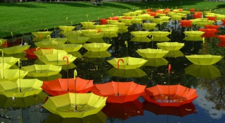 История зонтика