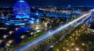 Путешествие в Беларусь на машине.Несвиж.Часть 1