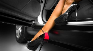 История каблука