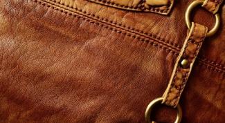 Способы отличия натуральной кожи от искусственной