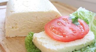 Как выбрать адыгейский сыр