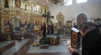 Какие события воспоминает Православная Церковь на Страстной седмице
