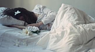 What dream about ex-boyfriend, husband, man