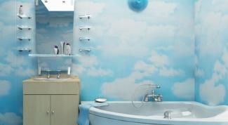 Пластиковые панели в ванной: плюсы и минусы