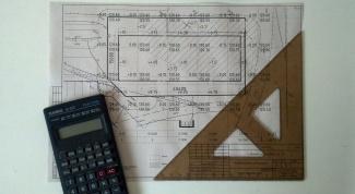Как составить картограмму земляных работ