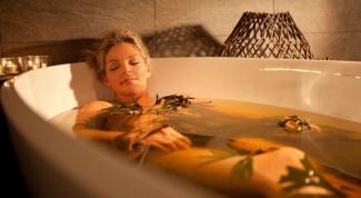 Лечебные ванны с травами