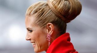 Как пользоваться бубликом для волос