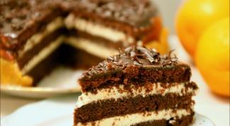"Шоколадный торт ""Фантастика"""