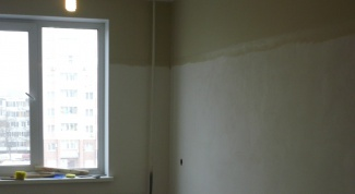 How to prepare the walls in the apartment painted