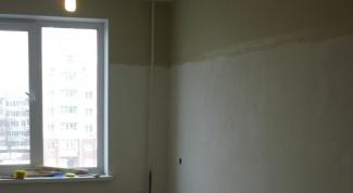 Как подготовить стены в квартире под покраску