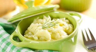 You could make mashed potato: recipes