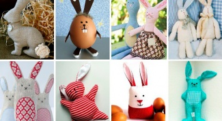Как сделать пасхального кролика