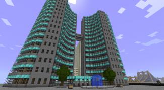 Строительство в Minecraft: замок, портал в Рай/Ад, портал в Эндер Мир
