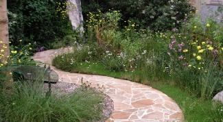 Садовые дорожки: как сделать правильный выбор