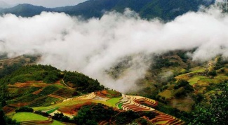 The trip to Vietnam. Sapa