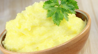 Как сделать воздушное картофельное пюре
