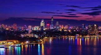 Путешествие во Вьетнам: Ханой
